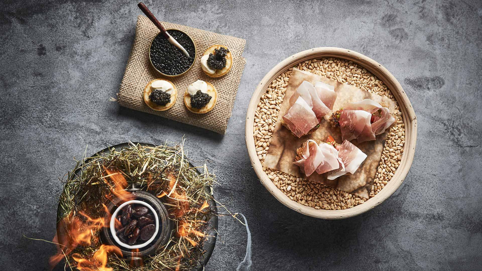 ramsløg dansk natur restaurant fauna